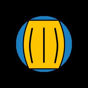 Icon Fassbierverkauf