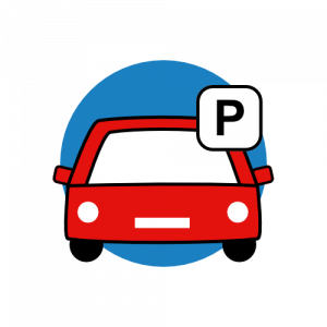 Icon kostenlose Parkplätze
